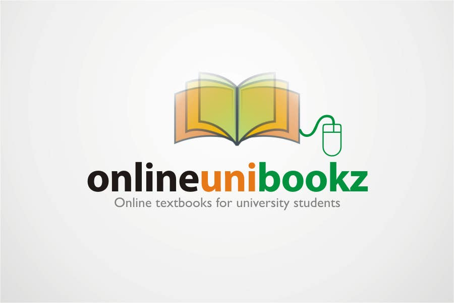 Contest Entry #124 for Logo Design for Online textbooks for university students