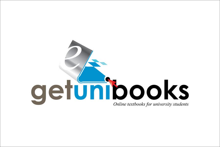 #84 for Logo Design for Online textbooks for university students by ArteeDesign