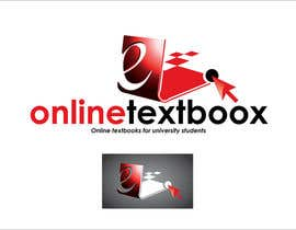#90 untuk Logo Design for Online textbooks for university students oleh ArteeDesign