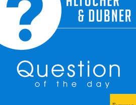 #376 untuk Design a Logo for QUESTION OF THE DAY PODCAST oleh joshilano