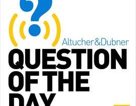 #550 untuk Design a Logo for QUESTION OF THE DAY PODCAST oleh Randonneur