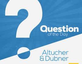 #650 untuk Design a Logo for QUESTION OF THE DAY PODCAST oleh CTCrismariu