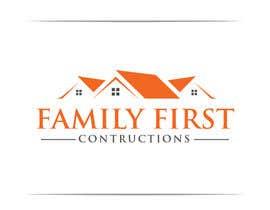 #101 untuk Design New Logo for Family First Construction oleh ibrandstudio
