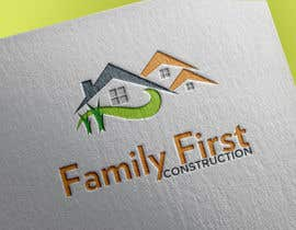 #122 for Design New Logo for Family First Construction by Toy20