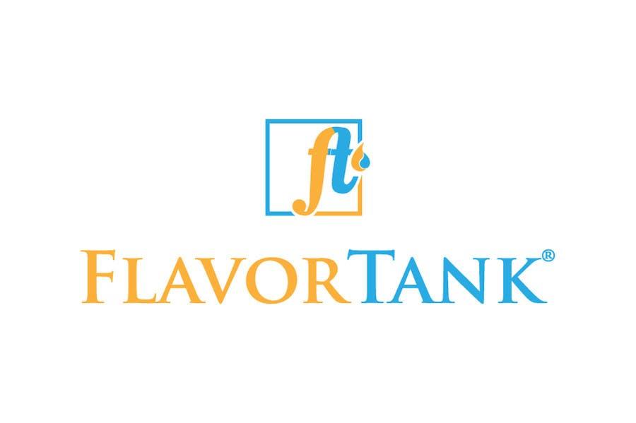 Proposition n°                                        56                                      du concours                                         Design a Logo for Flavor Tank