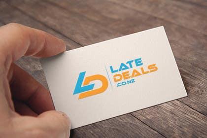 #18 untuk Design a logo for latedeals.co.nz oleh sheraz00099