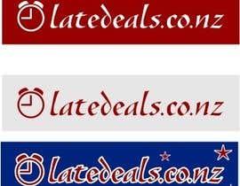 #1 untuk Design a logo for latedeals.co.nz oleh kre8tivestudio