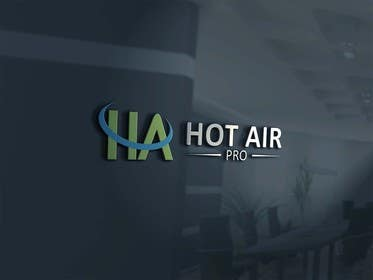 #37 untuk Design a Logo for Hot Air Brush oleh rz100