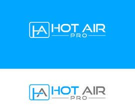 #50 untuk Design a Logo for Hot Air Brush oleh bhaveshdobariya5