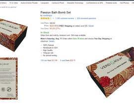 #36 untuk Create Print and Packaging Designs for a Bath Bomb Set oleh HeavenKnight28