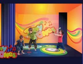 #7 untuk Background for pre-schoolers musical program oleh logo24060