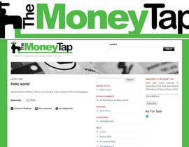 stanbaker tarafından Design a Logo for my online Blog: The Money Tap için no 57