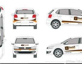 #20 untuk graphic design for company vehicle oleh pradiptaonline48
