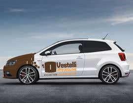 #4 untuk graphic design for company vehicle oleh NicolasFragnito