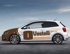 #6 untuk graphic design for company vehicle oleh NicolasFragnito
