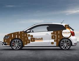 #14 untuk graphic design for company vehicle oleh NicolasFragnito