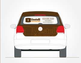 #10 untuk graphic design for company vehicle oleh karanjapaul60