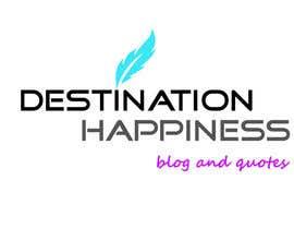 #50 untuk Design a Logo for Destination Happiness oleh abhijithon