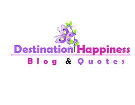 #64 untuk Design a Logo for Destination Happiness oleh digidreamsdev