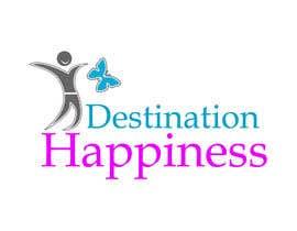 #46 untuk Design a Logo for Destination Happiness oleh daimrind