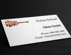 #39 for Design a Logo for a Guitar School by nslabeyko