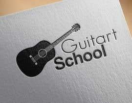 cristinaa14 tarafından Design a Logo for a Guitar School için no 46
