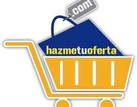 #8 untuk Diseñar un logotipo for tienda virtual hazmetuoferta.com oleh rafina13