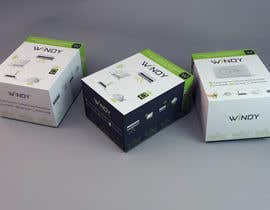 #26 untuk Packaging Designs for Windy Product oleh Med7008