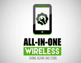 #83 untuk Design a Logo for All In One Wireless oleh joeljrhin