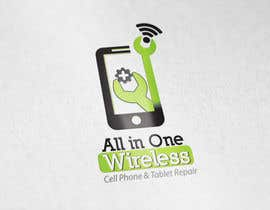 #146 untuk Design a Logo for All In One Wireless oleh leovbox