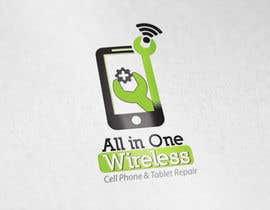 #148 untuk Design a Logo for All In One Wireless oleh leovbox