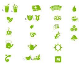 #58 untuk Design Icons for new Bulk Herb Store website oleh mahrajav