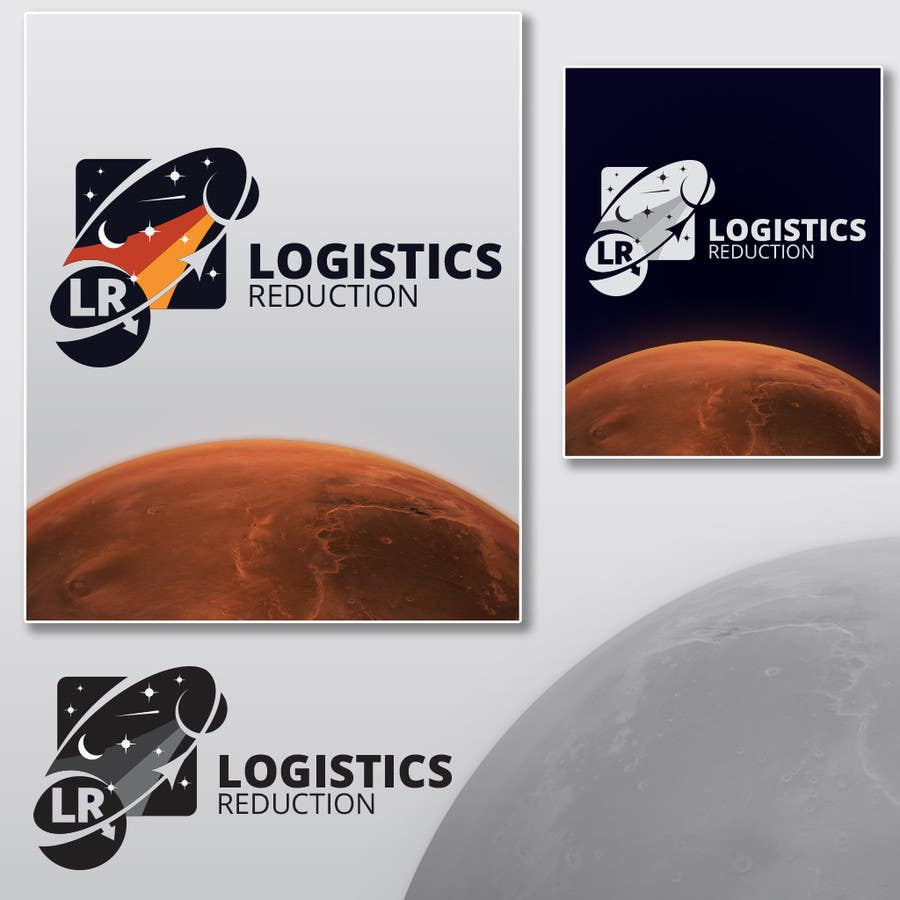 Contest Entry #123 for NASA Challenge: Design a Logo for Logistics Reduction Project