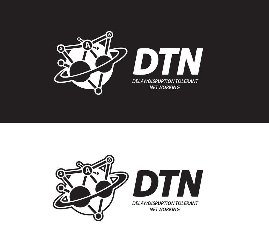 Contest Entry #255 for NASA Challenge: Design a Logo for Delay/Disruption Tolerant Networking (DTN) Project
