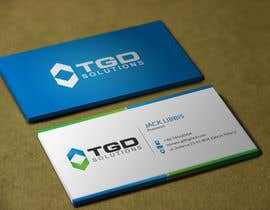 ALLHAJJ17 tarafından Design a Business Cards. için no 185