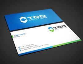 #129 untuk Design a Business Cards. oleh dnoman20