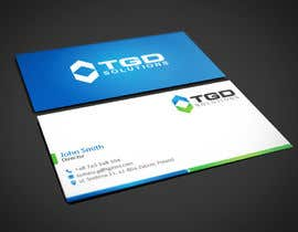 #130 untuk Design a Business Cards. oleh dnoman20