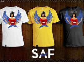 #24 untuk Design a T-Shirt for Stray Angel Films oleh venug381