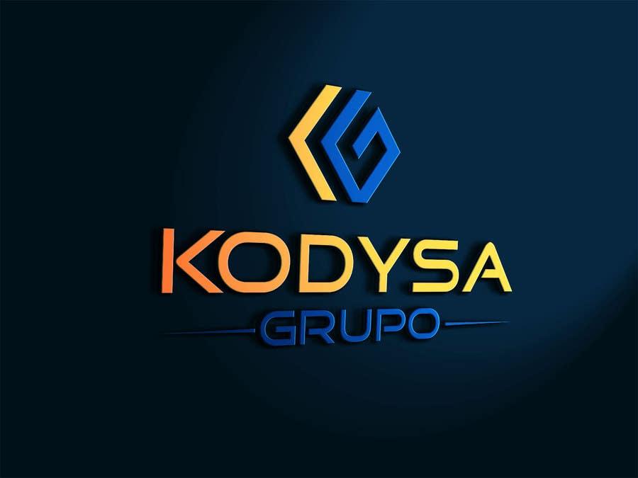 Penyertaan Peraduan #174 untuk Design a Logo for Kodysa