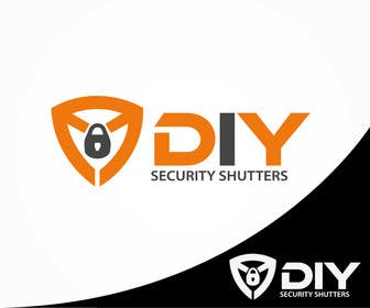 #20 untuk Develop a Logo and Corporate Identity  for DIY Security Shutters oleh alikarovaliya