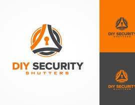 #38 untuk Develop a Logo and Corporate Identity  for DIY Security Shutters oleh MonsterGraphics