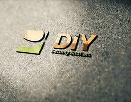 #41 untuk Develop a Logo and Corporate Identity  for DIY Security Shutters oleh tolomeiucarles