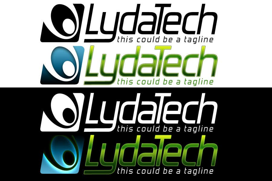 Конкурсная заявка №                                        39                                      для                                         Logo Design for LydaTech