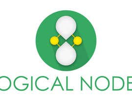 #15 untuk Diseñar un logotipo para LogicalNodes oleh andreapccampbell