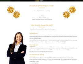 #9 for Redesign a single-page web site by ravinderss2014