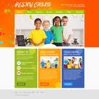 Bài tham dự #17 về Website Design cho cuộc thi pesky child