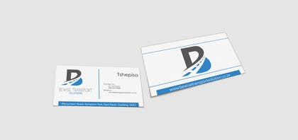 rjsoni1992 tarafından Design a letterhead and business cards for a transport company için no 14