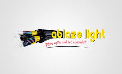 #42 untuk Design a Logo for a fibre optic & led light company oleh grapple2013