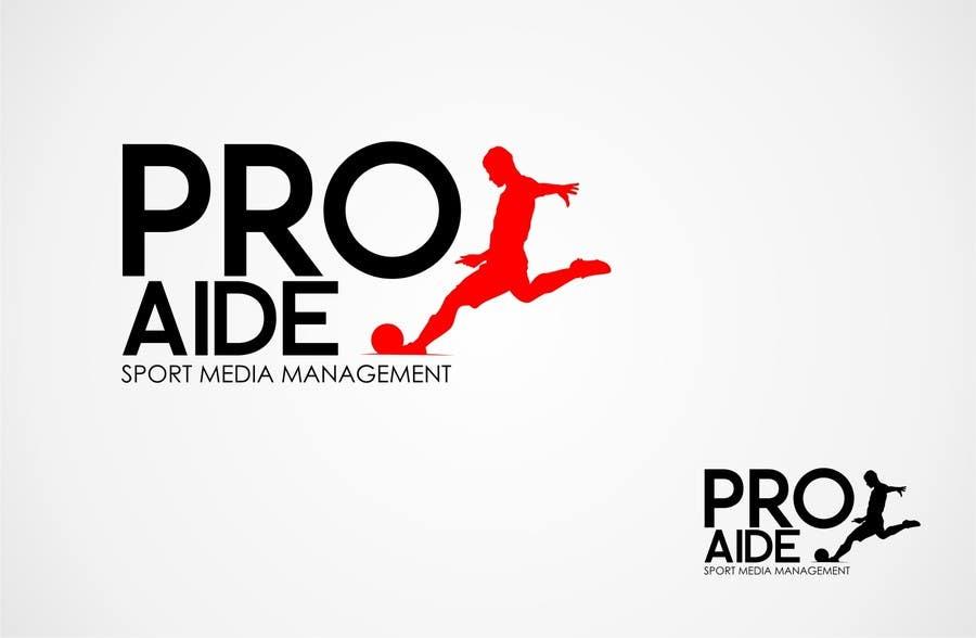 #116 for Sports agency logo by eremFM4v