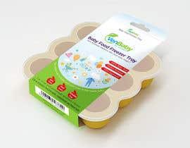Med7008 tarafından Create Print and Packaging Designs for Baby Food Freezer Tray için no 14